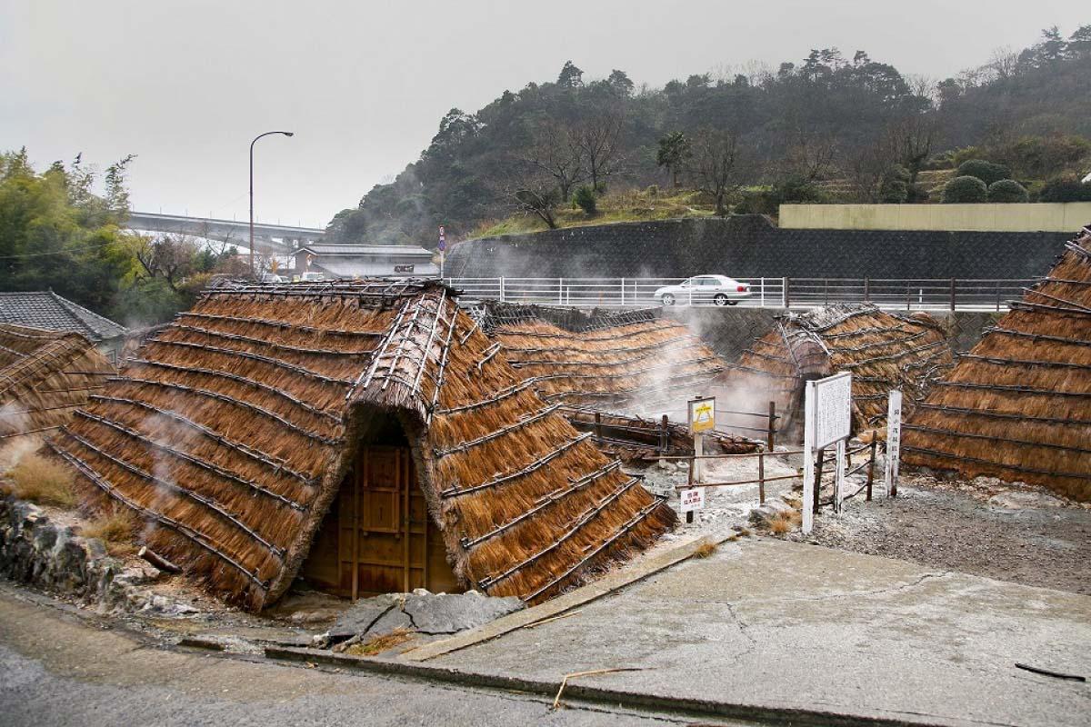 Beppu Hot Springs (Myoban Hot Spring)