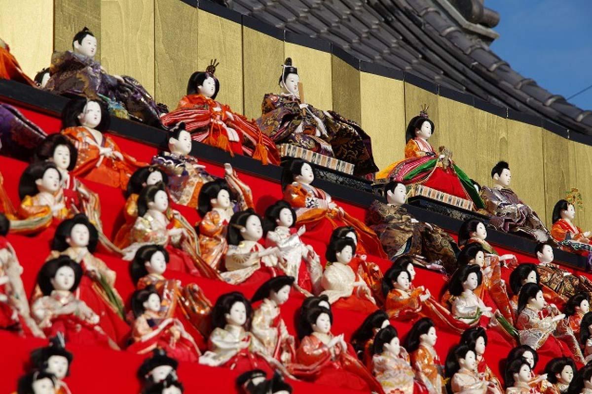 Katsuura Big Doll Festival
