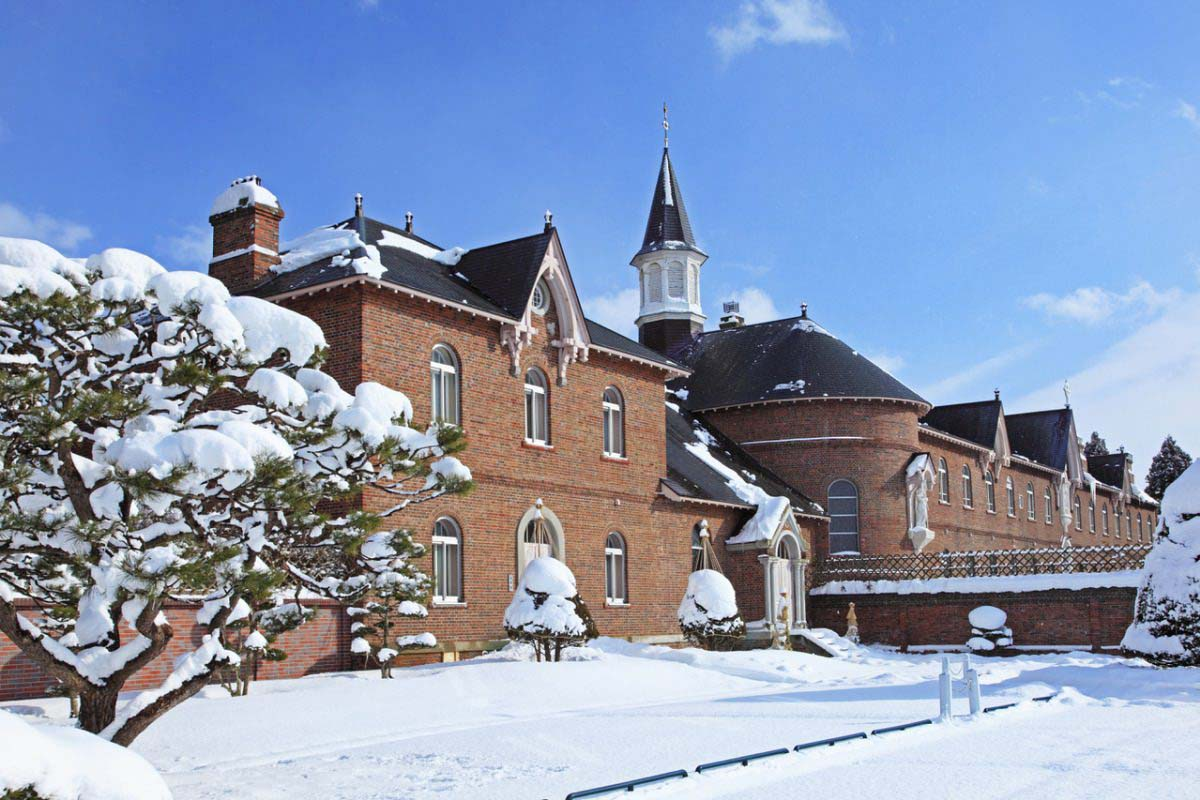 特拉普派修女修道院