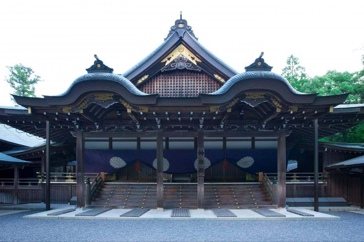 伊勢神宮の絶景|ZEKKEI Japan