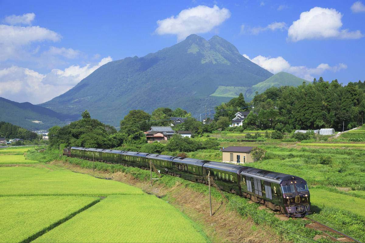 Mt. Yufu-dake