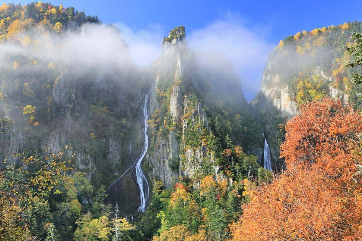 Sounkyo Valley