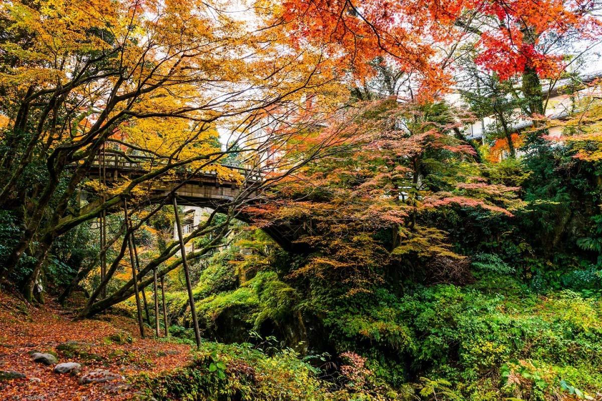 Kakusenkei Gorge