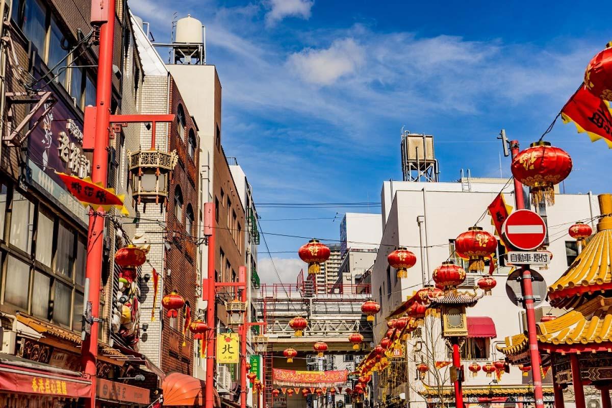NankinKobe Chinatownmachi
