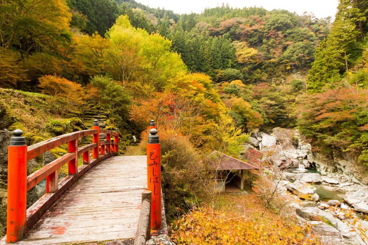 """Yasui Keikoku (""""Yasui Valley"""")"""