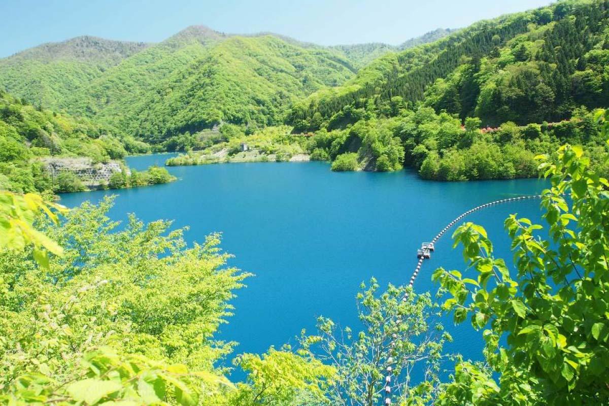 Shimako Lake