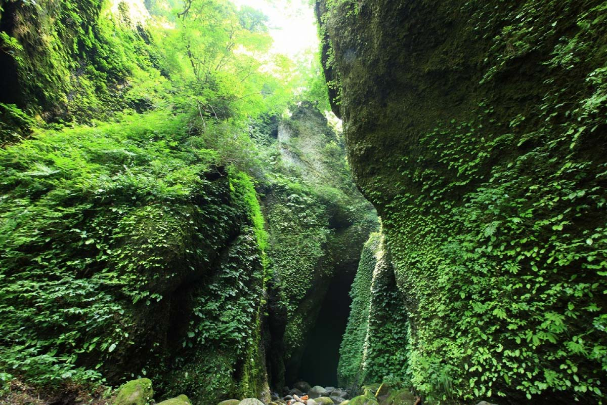 Shiwagara Waterfall