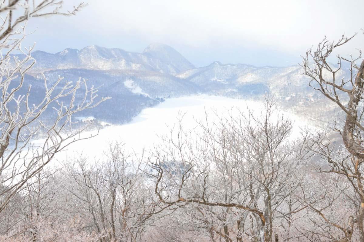 駒ヶ岳 大沼(大沼国定公園)