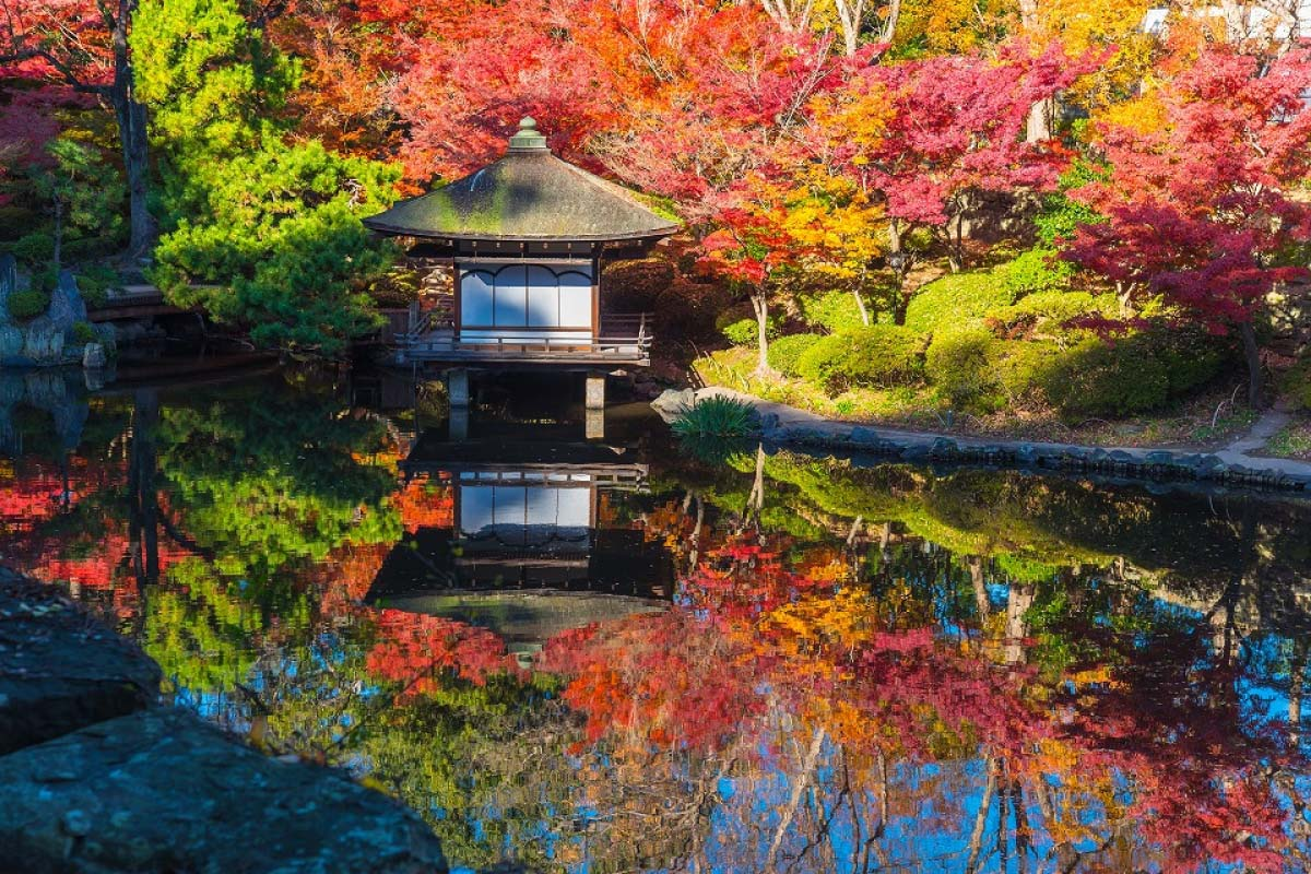 Nishinomaru Garden (Momijidani Garden)