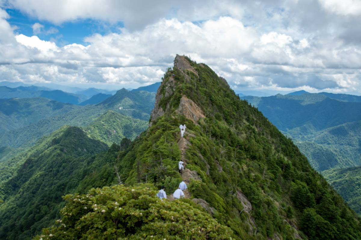 Núi Ishizuchi