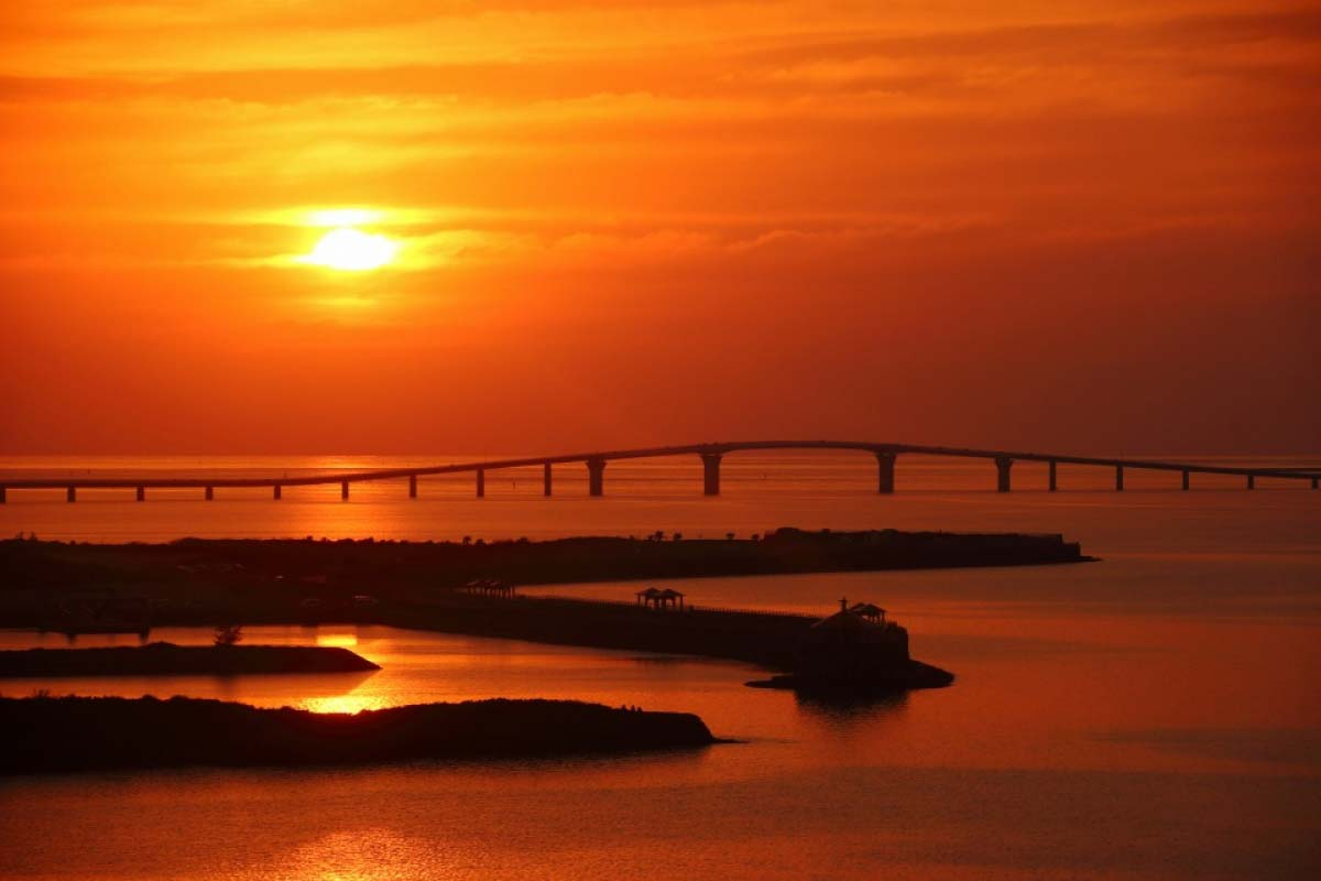 Irabu Ohashi Bridge