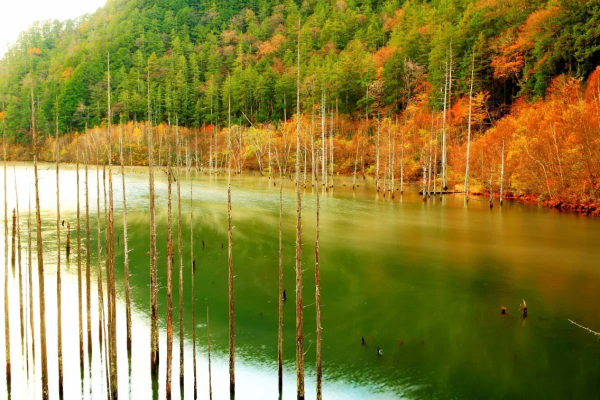 Lake Shizenko