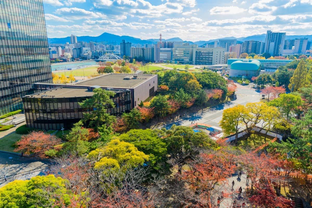 Kastil Kokura | ZEKKEI Japan
