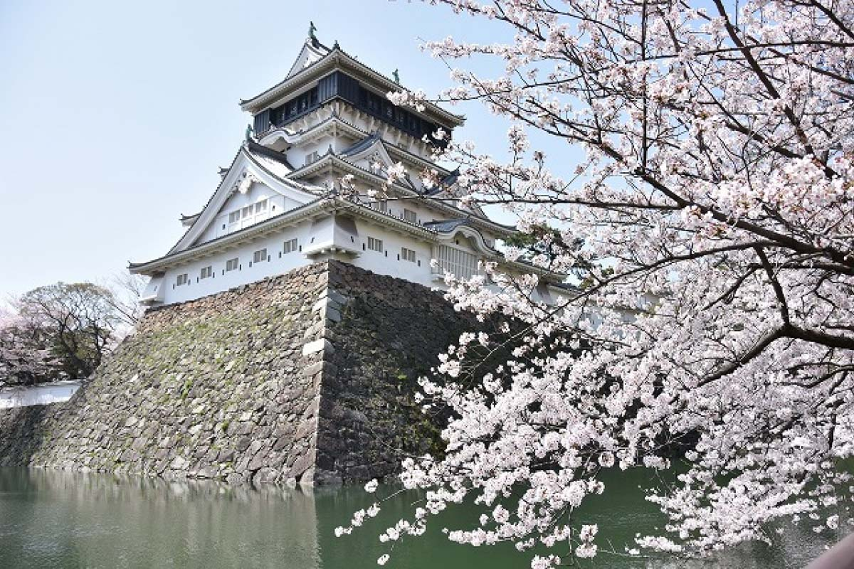 Lâu đài Ogura