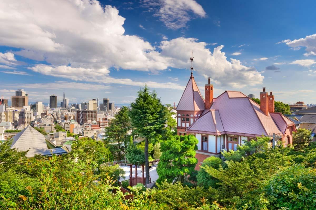Kobe Kitano Ijinkan Town