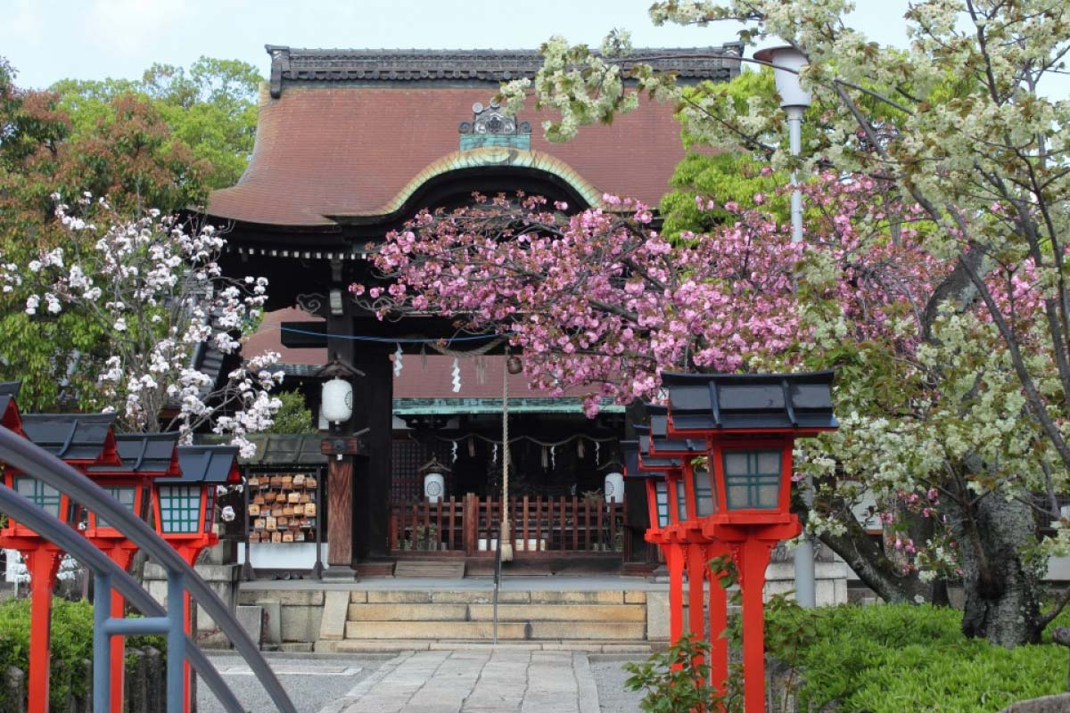 Rokusonno Shrine