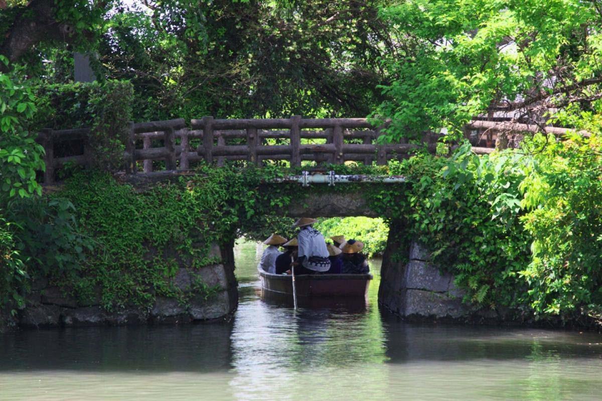 Yanagawa River Cruising