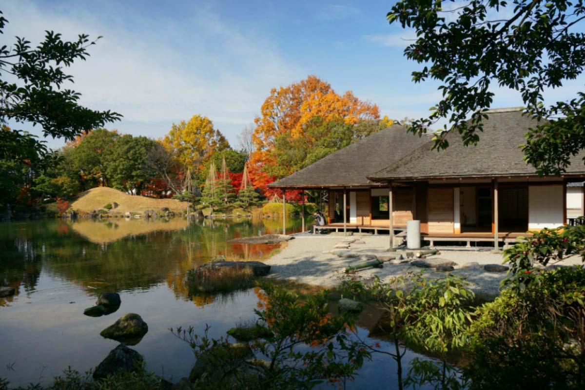 Vườn Yokokan