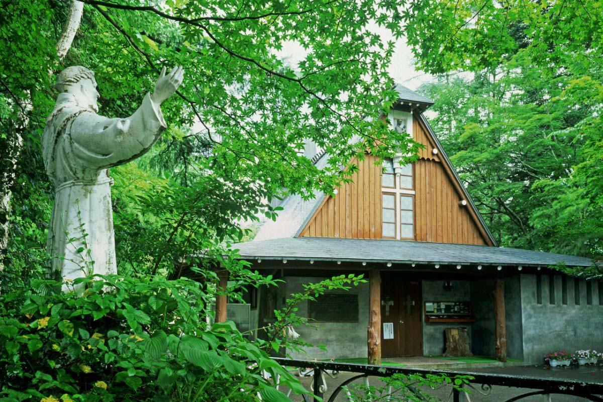 輕井澤聖保羅基督教堂