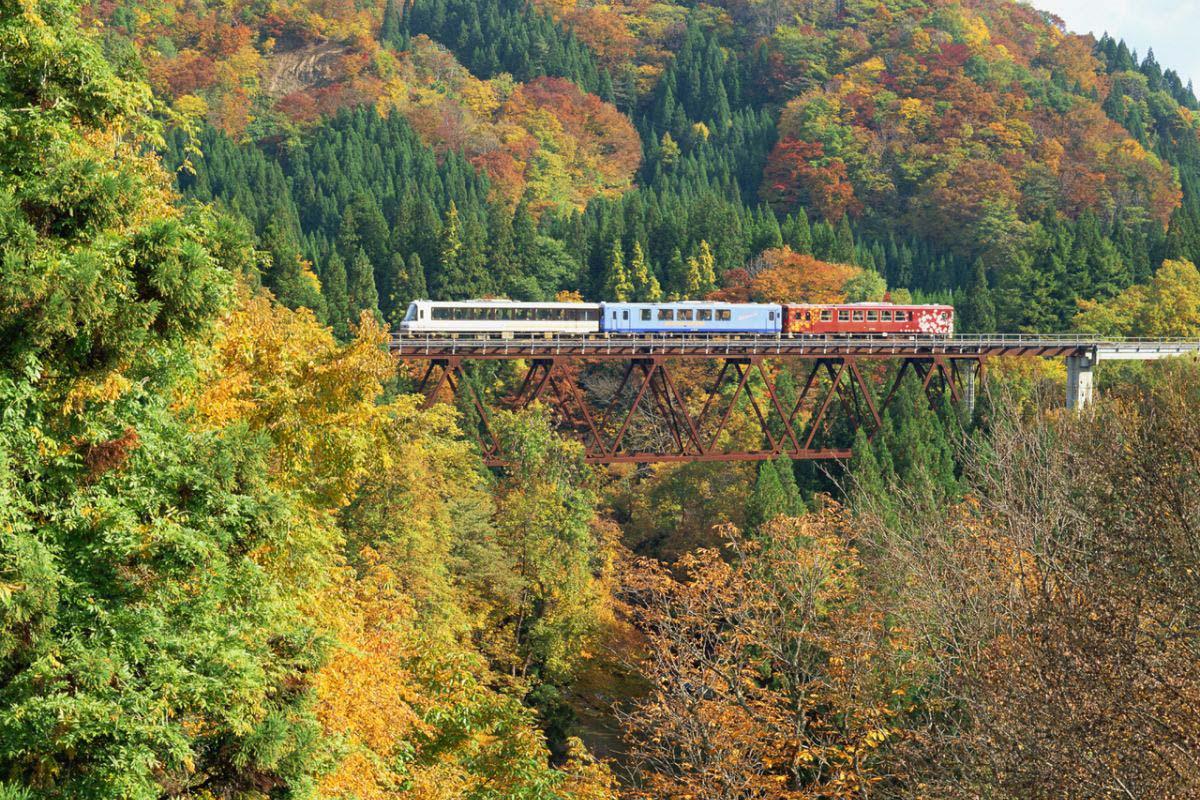 秋田内陆纵贯铁道