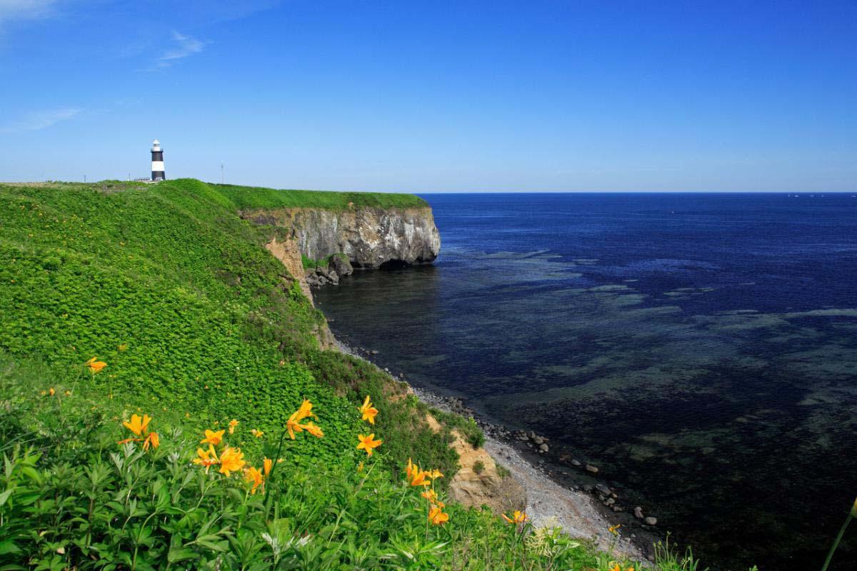 能取岬の絶景 ZEKKEI Japan