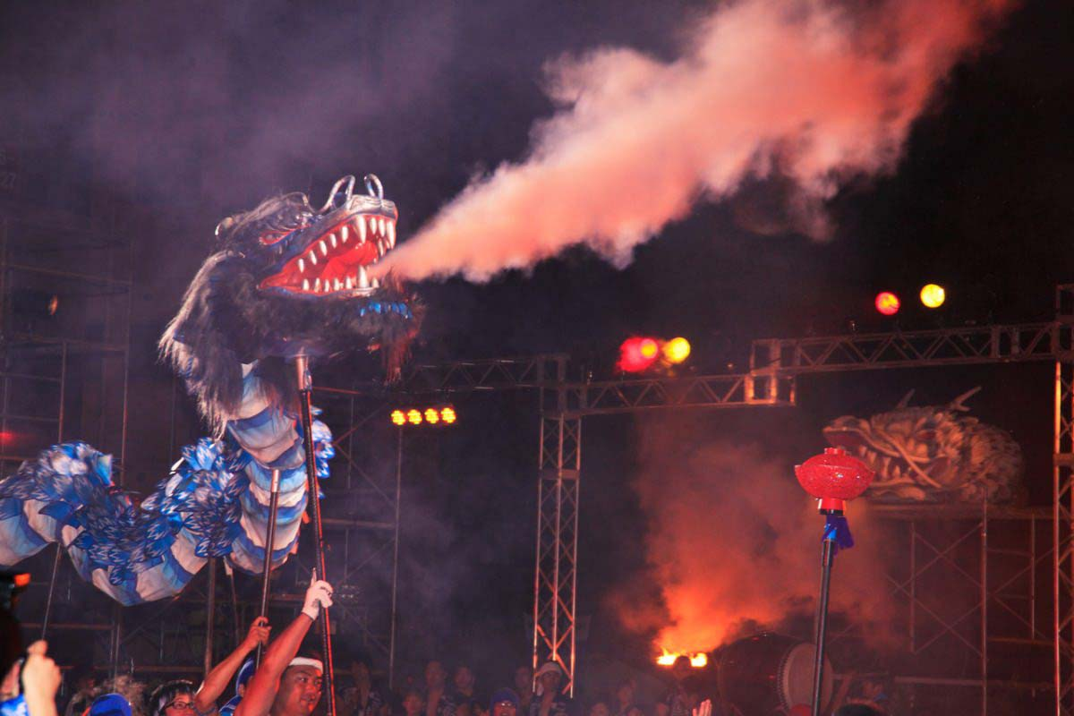 Ryujin Fire Festival