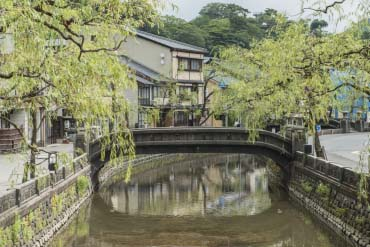 Suối nước nóng Kinosaki