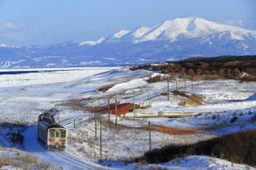 Ice floe in Abashiri City(Other Areas of Hokkaido)