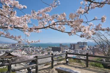 三井寺(滋贺、琵琶湖)