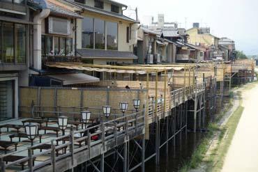 鴨川納涼床(京都)