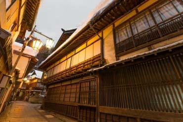 Shibu Onsen (Hot Springs)(Nagano)