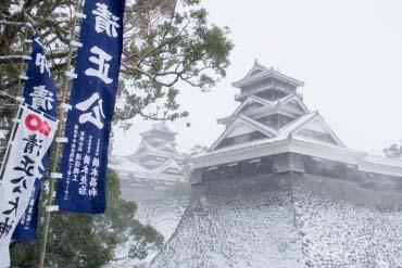 Kumamoto Castle(Kumamoto)