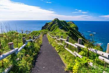 Shakotan Peninsula(Other Areas of Hokkaido)