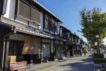 Con đường lâu đài Kyobashi