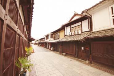 Takehara City Townscape(Hiroshima & Miyajima)