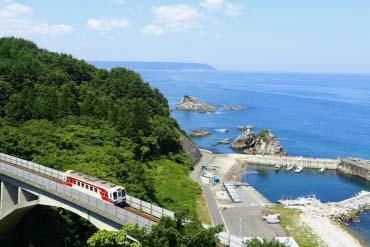 三陆铁道(岩手)