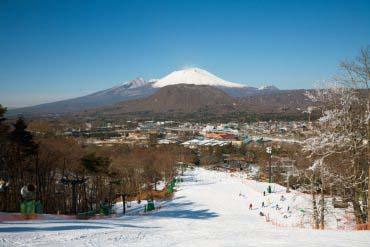 Khu trượt tuyết Karuizawa Prince Hotel