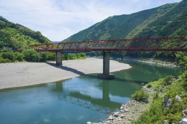 Shimanto River(Kochi)