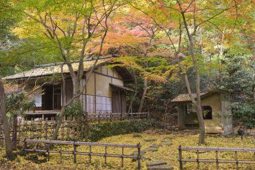 三渓園(横浜)
