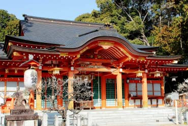 Nagaoka Tenmangu Shrine