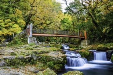 菊池溪谷(熊本 )