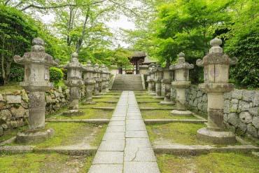 三井寺(滋賀・琵琶湖)