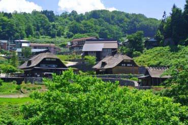 Old Endo Residence(Yamagata)