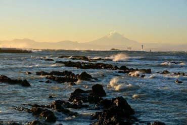 森戸海岸(鎌倉)