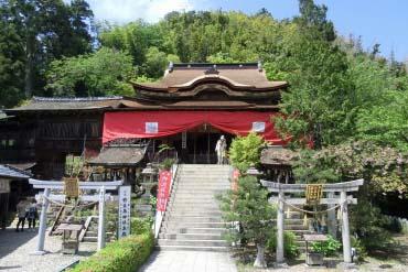 Tsukubusuma Shrine(Shiga & Lake Biwa )