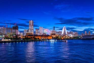 橫濱港區未來