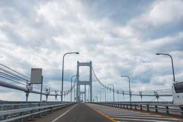 Kurushima-Kaikyo Bridge(Ehime)