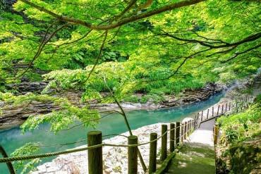 小安峡(秋田)