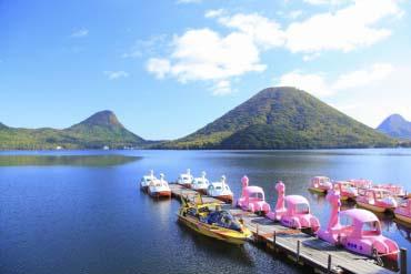 Haruna Lake(Gunma)