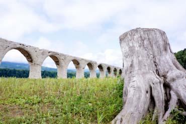 北海道糠平湖幻之桥(北海道的其他景区)